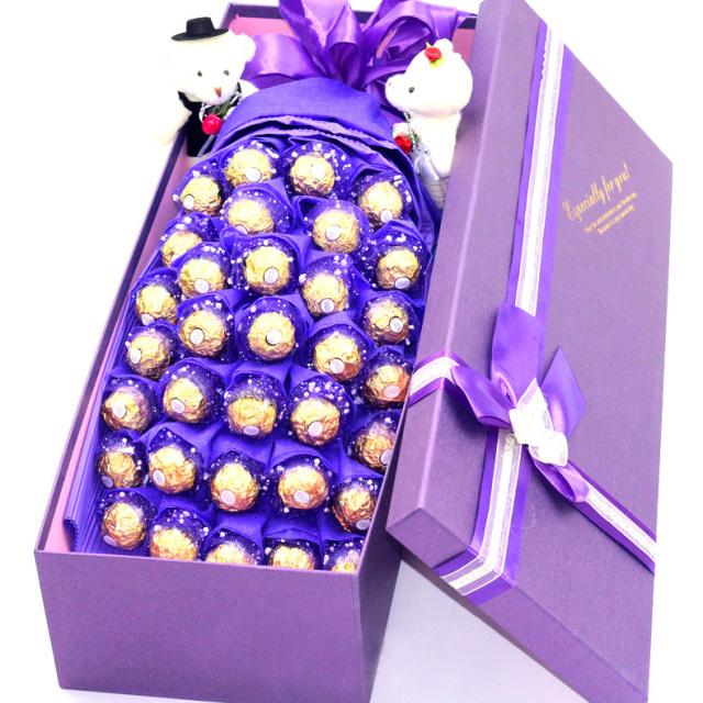 33粒费列罗巧克力礼盒