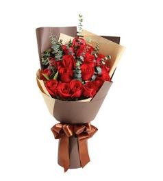 巴黎恋人--紅玫瑰19枝