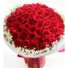 爱你久久--红玫瑰99枝
