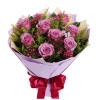 假如--紫玫瑰9枝