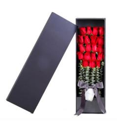 真爱--红玫瑰19枝
