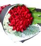 真挚爱意--红玫瑰36枝