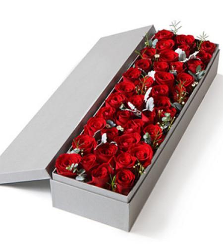 心连心--红玫瑰39枝