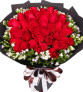 让爱永恒--红玫瑰33枝