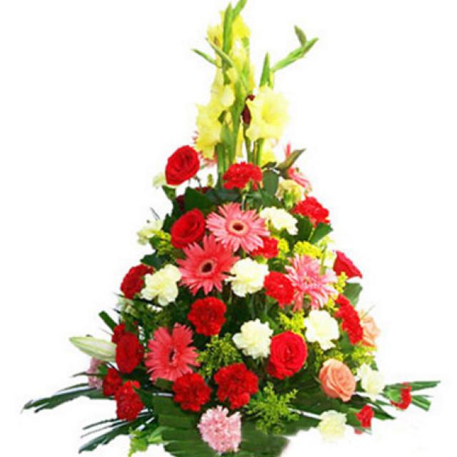 心随梦求--适用于友情、祝福、商务、新年、春节、节庆